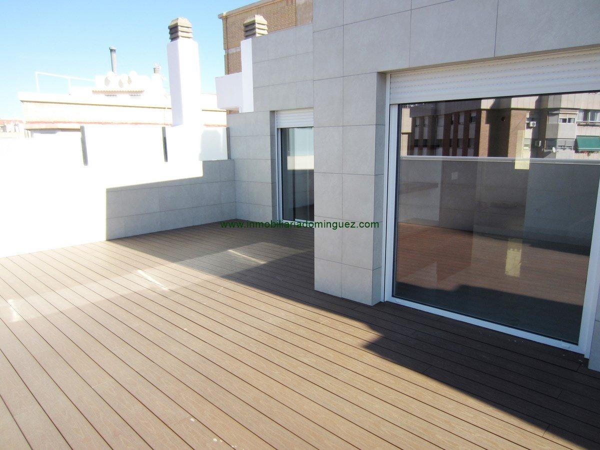 Venta Baños Murcia | Atico Venta Murcia Centro Corte Ingles 3 Hab 1 Banos 3039